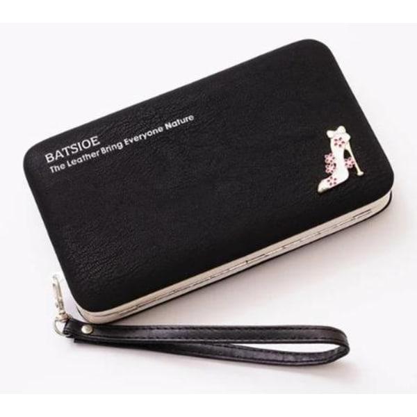 Kvinnliga Plånböcker med mobilväska,9 kort platser
