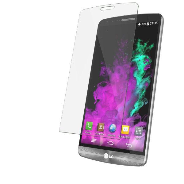 2st LG G3 Skärmskydd Härdat Glas  transparent
