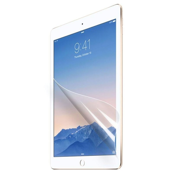 iPad air l iPad air 2 l iPad 9.7 2017 l 3-PACK Skärmskydd transparent