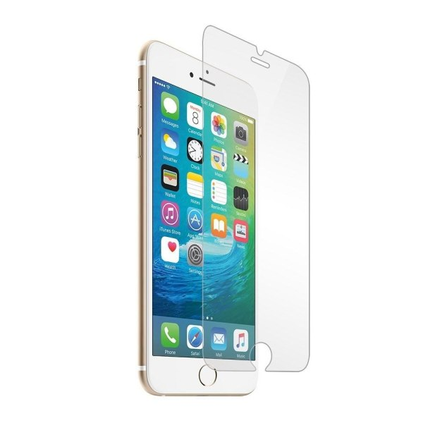 iPhone 6 Plus & 6S Plus Skärmskydd l Härdat Glas transparent