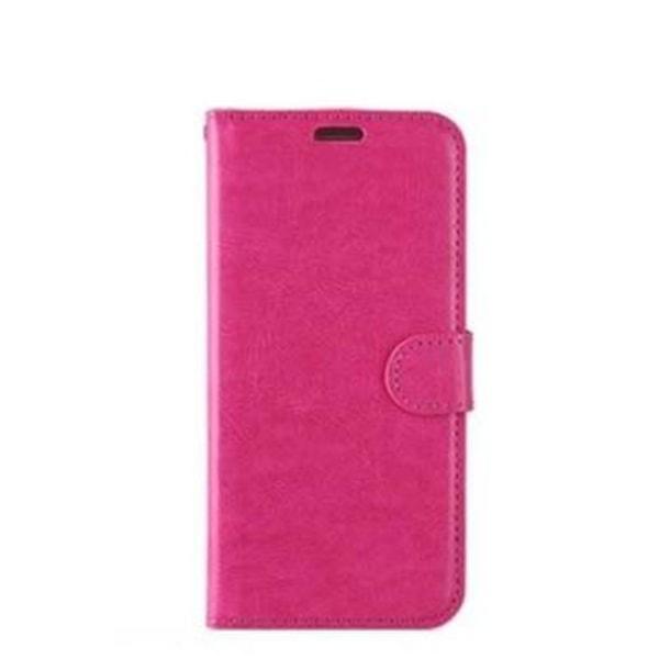 iPhone 8 Plånboksfodral l ROSA l KREDITKORT l PLÅNBOK rosa