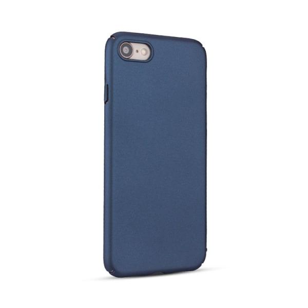 iPhone 7 - Hårdplast skal - Mycket tunt & slitstarkt Blå