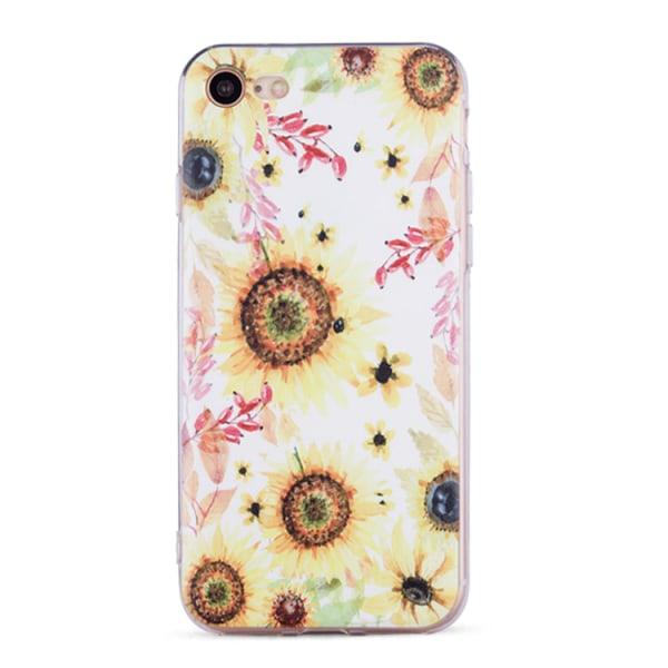 iPhone 7 - Skal 1. White marble