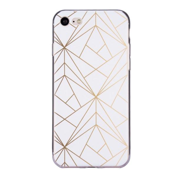 iPhone 7 - Skal 8. Golden laser