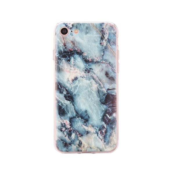 iPhone 8 - Skal 1. Blue mosaic