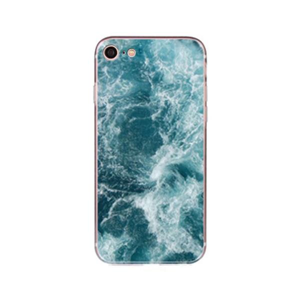 iPhone 8 - Skal 12. Ocean marble