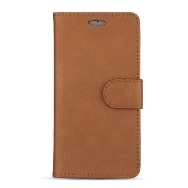 Plånboksfodral - iPhone 8 Brun