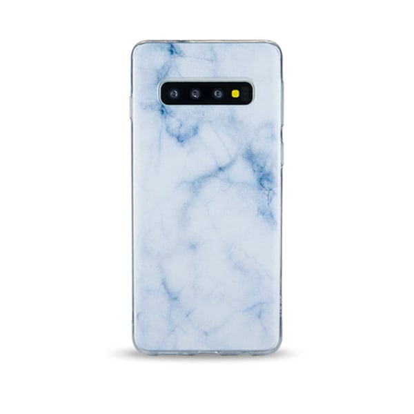 Samsung Galaxy S10 - Skal 5. White marble