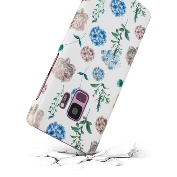 Samsung Galaxy S9 - Skal 1. Bouquet of love