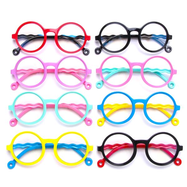 Blå ljusglasögon för barn Blå ljusblockerande glasögon