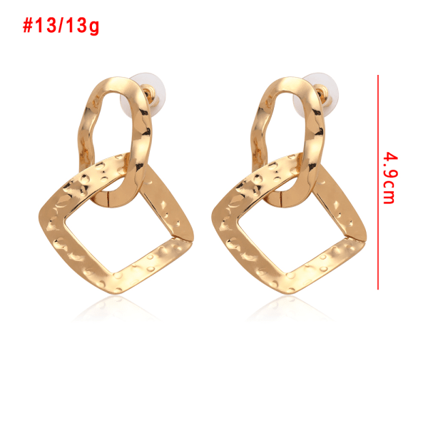 Dangle Drop Earrings Ear Ear Ear Ring 13