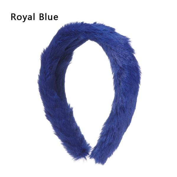 Hair Bands Hair Hoop ROYAL BLUE