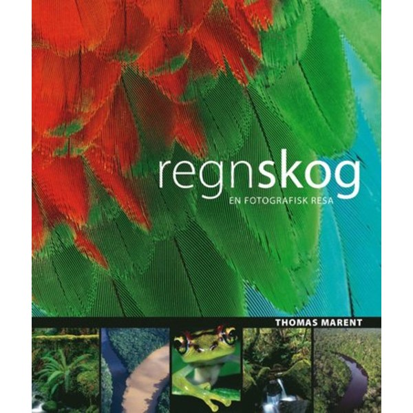 Bok - Regnskog, en fotografisk resa