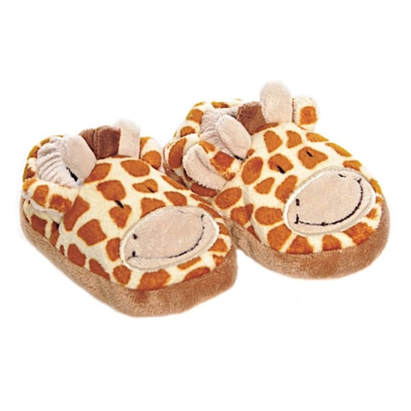 Diinglisar Babytofflor Giraff