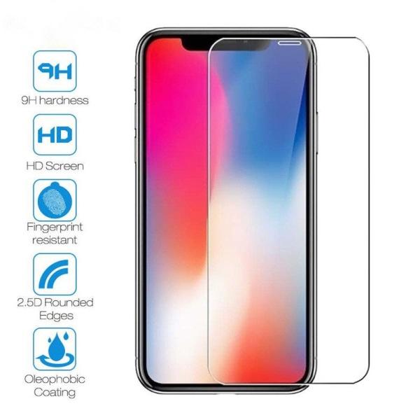 3-pack C4U® Extra Stark Härdat Glas Skärmskydd iPhone 11 - XR