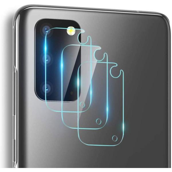 3-pack C4U® Kamera linsskydd i härdat glas för Galaxy S20   Galaxy S20