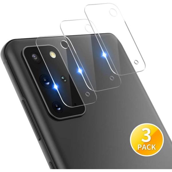 3-pack C4U® Kamera linsskydd i härdat glas för Galaxy S20 Ultra