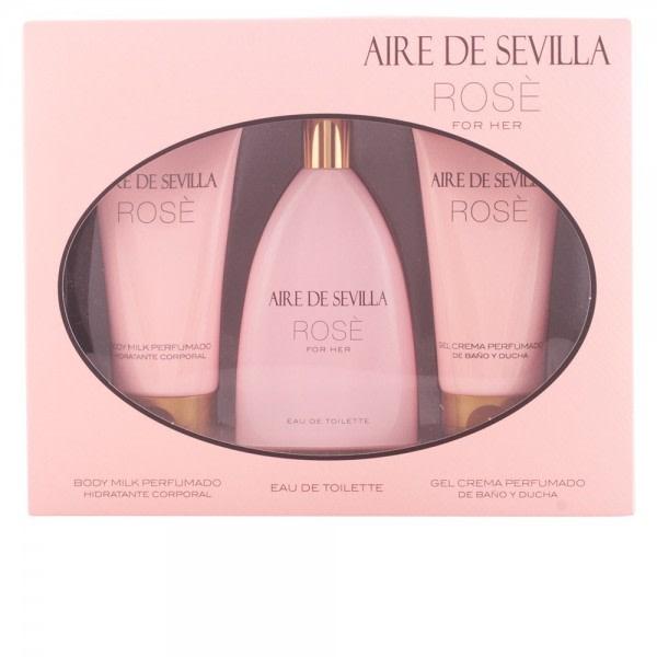 AIRE SEVILLA - Aire De Sevilla Rosè Set 3 Pz