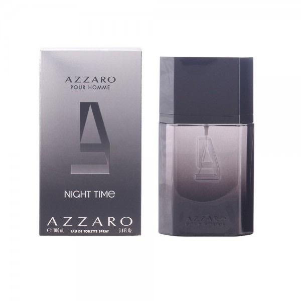 AZZARO - Azzaro Pour Homme Night Time Edt Spray 100ml