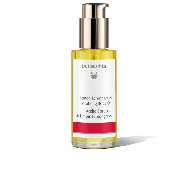 DR. HAUSCHKA - Lemon Lemongrass Vitalizing Body Oil 75 Ml