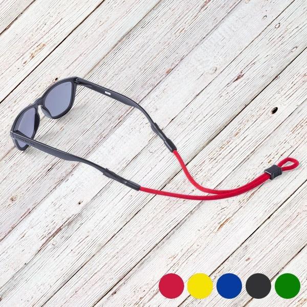 Glasögon snören 58 cm 145623 Gul