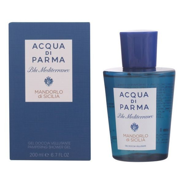 Shower Gel Repairing Blu Mediterraneo Hombredorlo Di Sicilia Acq