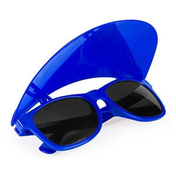Solglasögon med skärm 144803 Blå