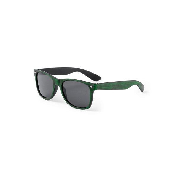 Unisexsolglasögon 145923 Grön