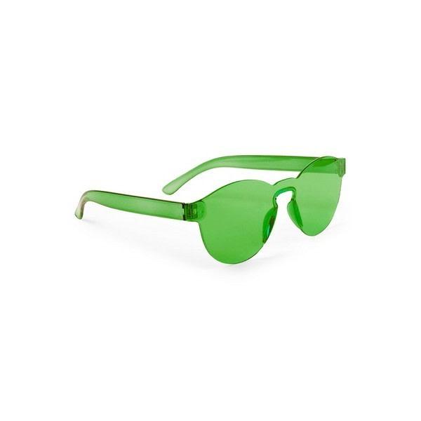 Unisexsolglasögon 145924 Grön