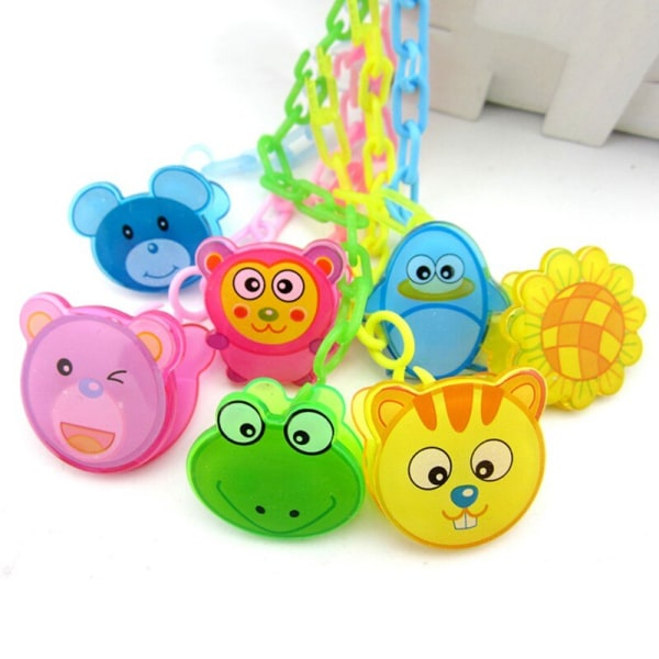 Baby Chain Soothers Chain Clip Feeding Pacifier Anti Lost Chain A