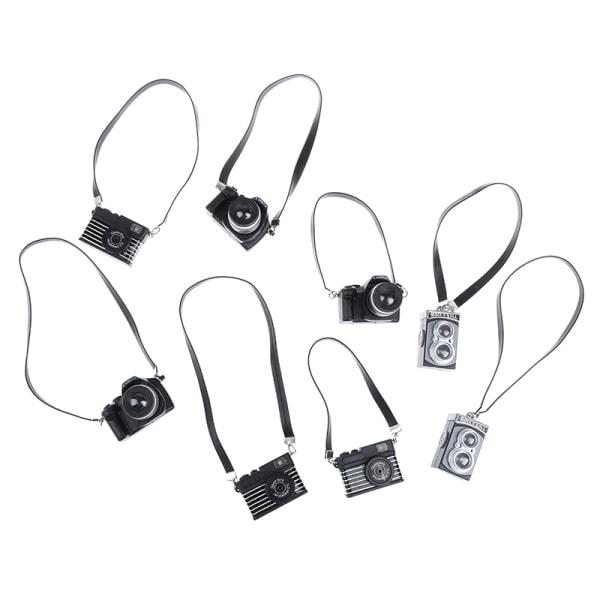 1:12 Dollhouse Miniature Mini Belt Camera Model Doll Accessorie