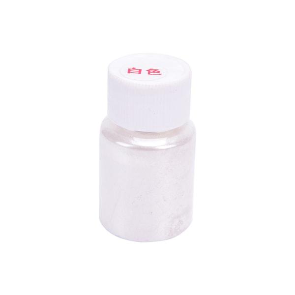 24 färger Pärlpigmentpulver Glimmer Pärlemorskimrande harts