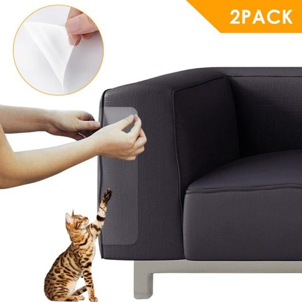 2st Cat Scratch Guard Mat Pet Cat Scratching Post Möbler Så