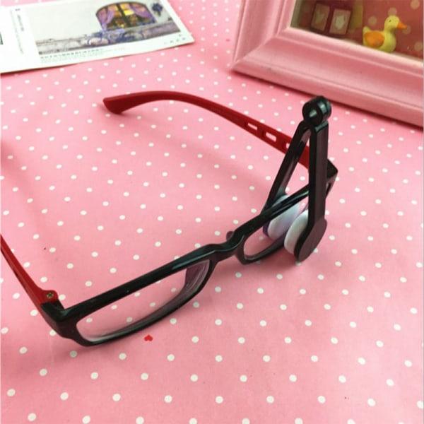 4st ultramjuka glasögon gnugga mini mikrofiber rengöringsborste Clea