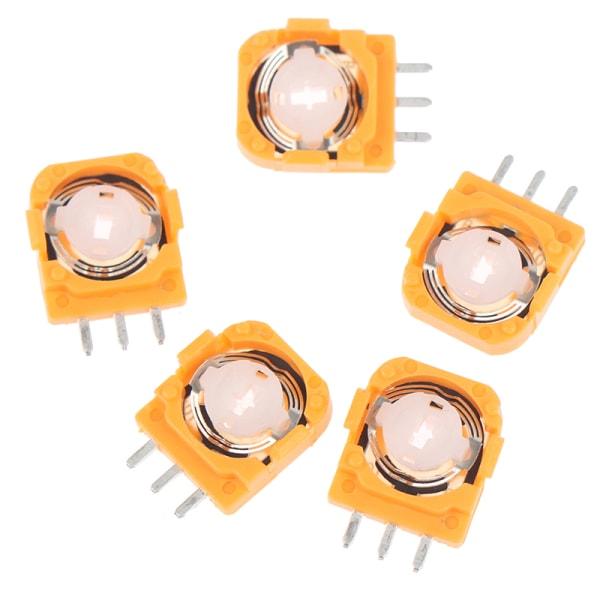 5st 3D Analog Axis Resistors ersättning för Playstation4 PS4