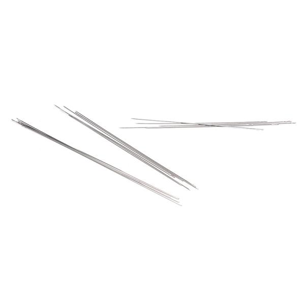 80/100 / 120mm pärlnålar passar smycken gör tråden,
