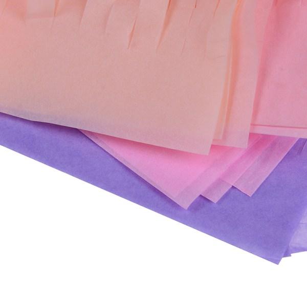 Vacker Unicorn Theme Tassels Banner Girl '' s födelsedagsfest