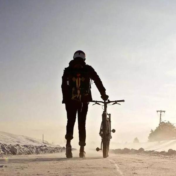 Cykelstegshandtag Mountain Road Bike Handlebar Fixed