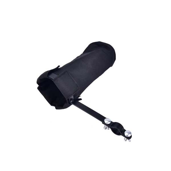 Canvas Drumsticks Holder Stage Style Clamp On Drum Stick Case H