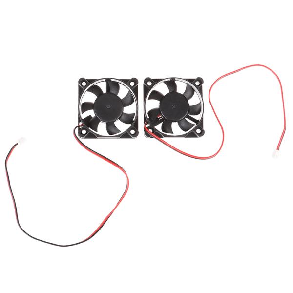 Kylfläkt 3010 4010 5010 5015 5 / 24V borstlösa DC-fläktar för 3D