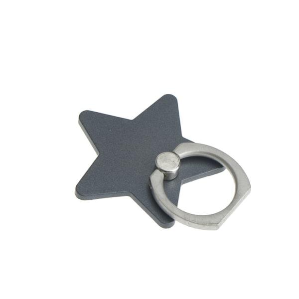 fempunkts stjärnformad mobiltelefon