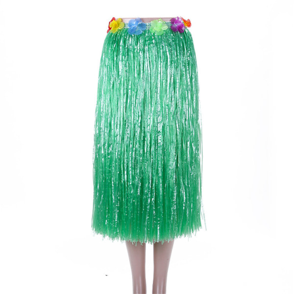 Hawaiian Grass Kjolar Hula kjol Damklänning Festlig fest Pla