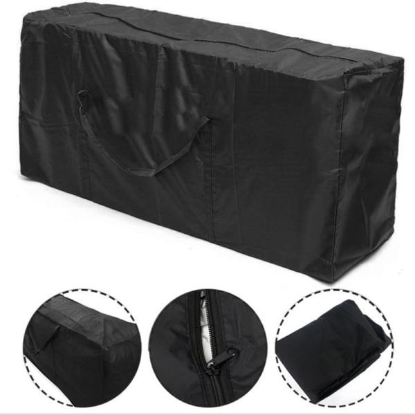 Large Capacity Outdoor Garden Furniture Storage Bag Seat Protec