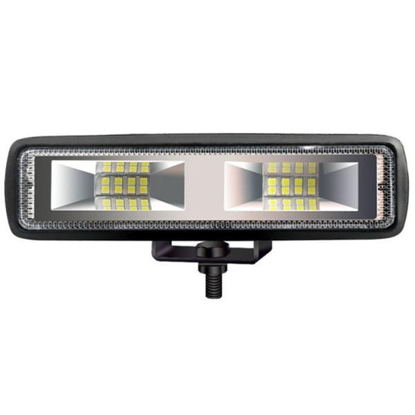 LED-dimljus Nya 48W 12V Arbetsbelysning Bar Spotlight Flood Lamp