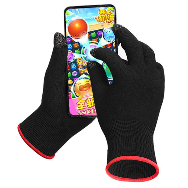 Portable Sport Gaming Peripheral Full-finger Touch Screen Winte