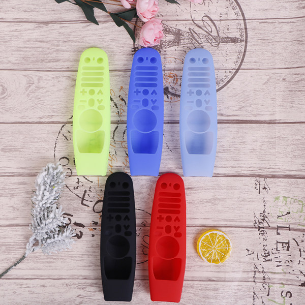 Soft Silicone Protective Case Cover For LG TV Remote Control AN Green