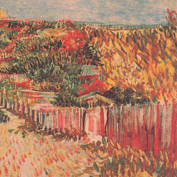 Van Gogh berömd konstnär Konsttryck Affisch Delikat väggbild C