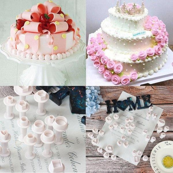 XMAS mögel bakverk bakning matlagning dekoration vårpressad tårta