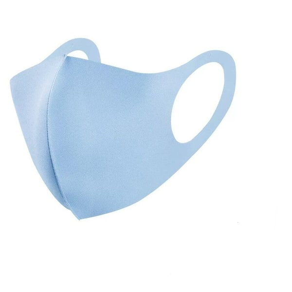 5-pack Tvättbar Ansiktsmask svart