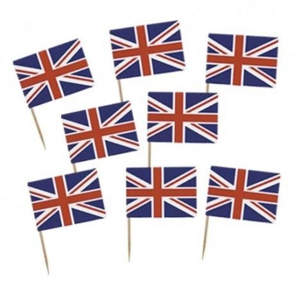 Cocktailflaggor UK